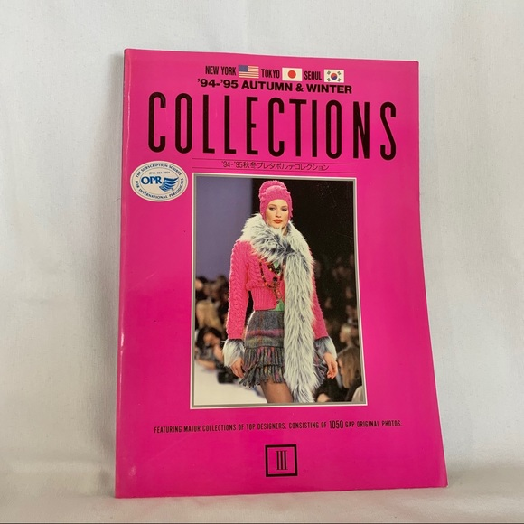 Vintage Other - Prêt-à-Porter Collections '94-'95 Book III